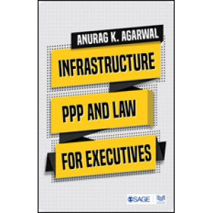 Infrastructure, PPP and Law for Executives - Paperback , English
