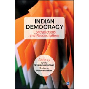 Indian Democracy - Hardback, English