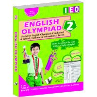 International English Olympiad - Class 2 (With CD)