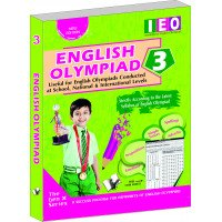 International English Olympiad - Class 3 (With CD)