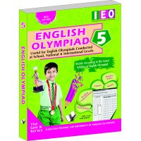 International English Olympiad - Class 5 (With CD)