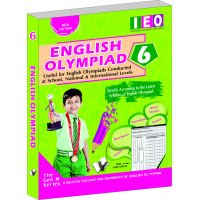 International English Olympiad - Class 6 (With CD)