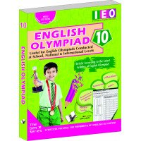International English Olympiad - Class 10 (With CD)