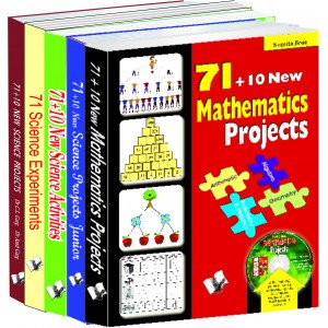71 Projects For School Students Value Pack