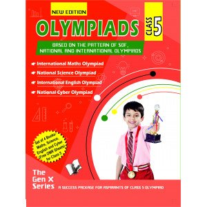 Olympiad Value Pack Class 5 (4 Book Set)