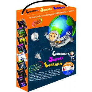 Children Science Library (A Set Of 17 Books)