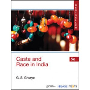 Caste and Race in India - Paperback , English