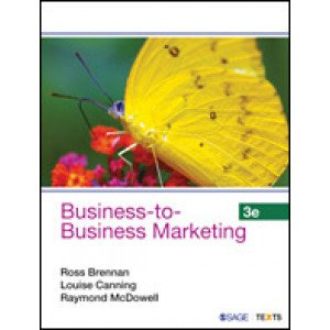 Business-to-Business Marketing - Paperback , English