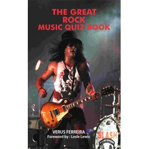 The Great Rock Music Quiz Book