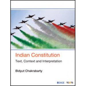 Indian Constitution - Paperback , English