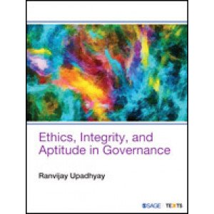 Ethics, Integrity, and Aptitude in Governance - Paperback , English