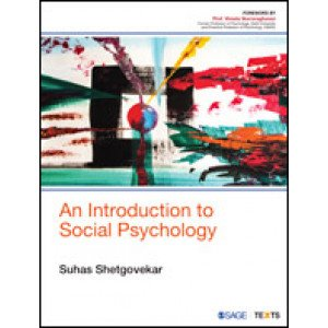An Introduction to Social Psychology - Paperback , English