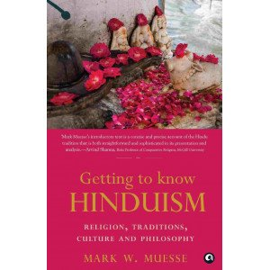 GETTING TO KNOW HINDUISM - Paperback