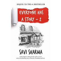Everyone Has a Story 2 - Author Signed Copy