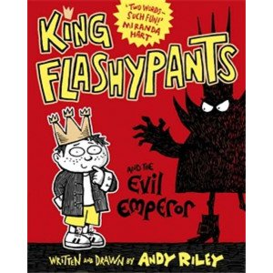 King Flashypants And The Evil Emperor