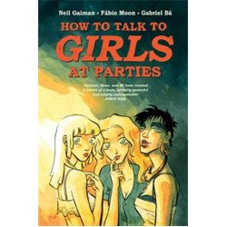 How To Talk To Girls At Dinner Parties