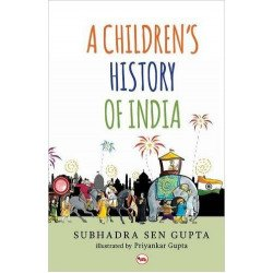 A Children'S History Of India (Pb)