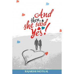 And then, she said yes!