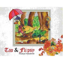 Combo - Tao and flipsy and Genius kids on a mission and Wickety whack and The Clown of White Fields & Other stories