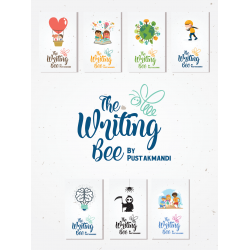 The Writing Bee by PustakMandi - Box Set of 7 books