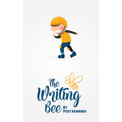 The Writing Bee by PustakMandi - Dedication