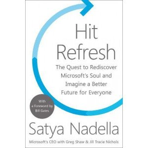 Hit Refresh - Hardcover