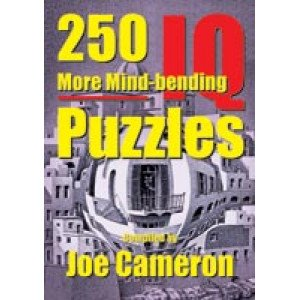 250 More Mind bending IQ Puzzles