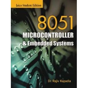 8051 Microcontroller & Embedded Systems