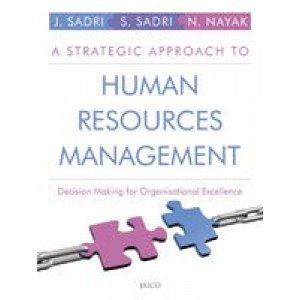A Strategic Approach To Human Resources Management