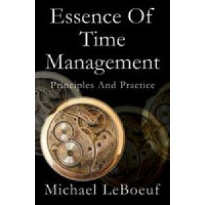 Essence of Time Management