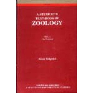 A Student`s Text-Book of Zoology (in 3 Vols.)