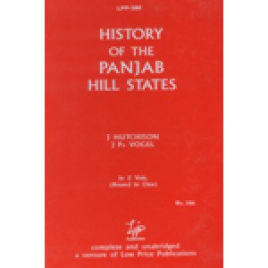 History of the Panjab Hill States (in 2 Vols. Bound in 1)