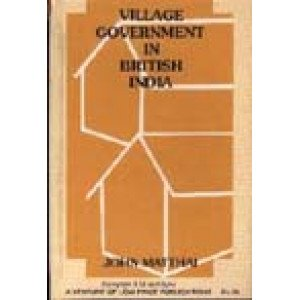 Village Government in British India