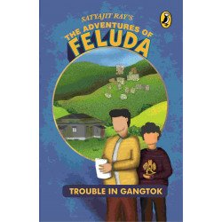 Trouble in Gangtok-The Adventures of Feluda - Paperback