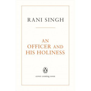 An Officer and His Holiness  - Hardback