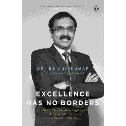 Excellence Has No Borders - Hardback