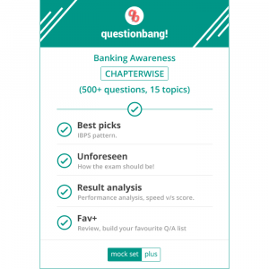 Banking Awareness ~ Chapterwise
