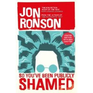 So You have Been Publicly Shamed