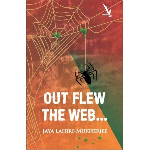 OUT FLEW THE WEB...