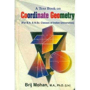 A Text Book On Coordinate Geometry