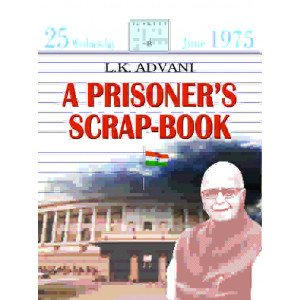 A Prisoner's Scrap-Book - Hardcover