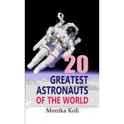 20 Greatest Astronauts of the World - Hardcover