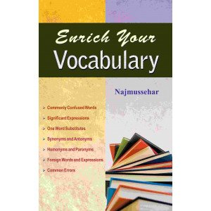 Enrich Your Vocabulary