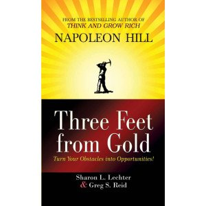 Three Feet from Gold - Hardcover