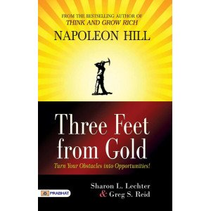 Three Feet from Gold - Paperback