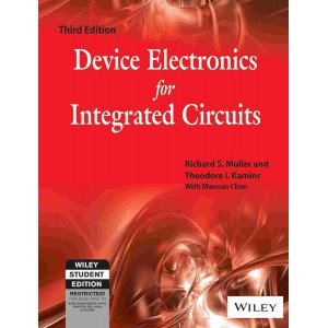 Device Electronics for Integrated Circuits, 3ed