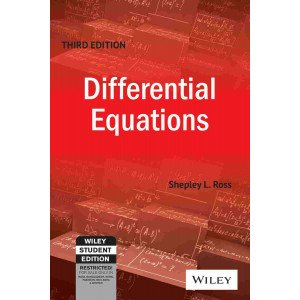 Differential Equations, 3ed