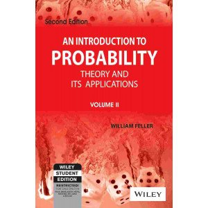 An Introduction to Probability Theory and its Applications, Vol 2, 2ed