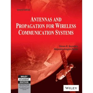 Antennas and Propagation for Wireless Communication Systems, 2ed