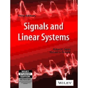 Signals and Linear Systems, 3ed